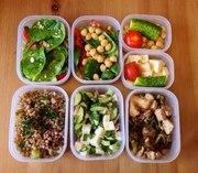Фитнес блюда,  здоровая еда